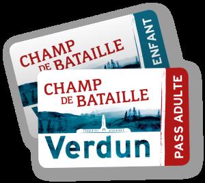 PASS Champ de bataille – Verdun